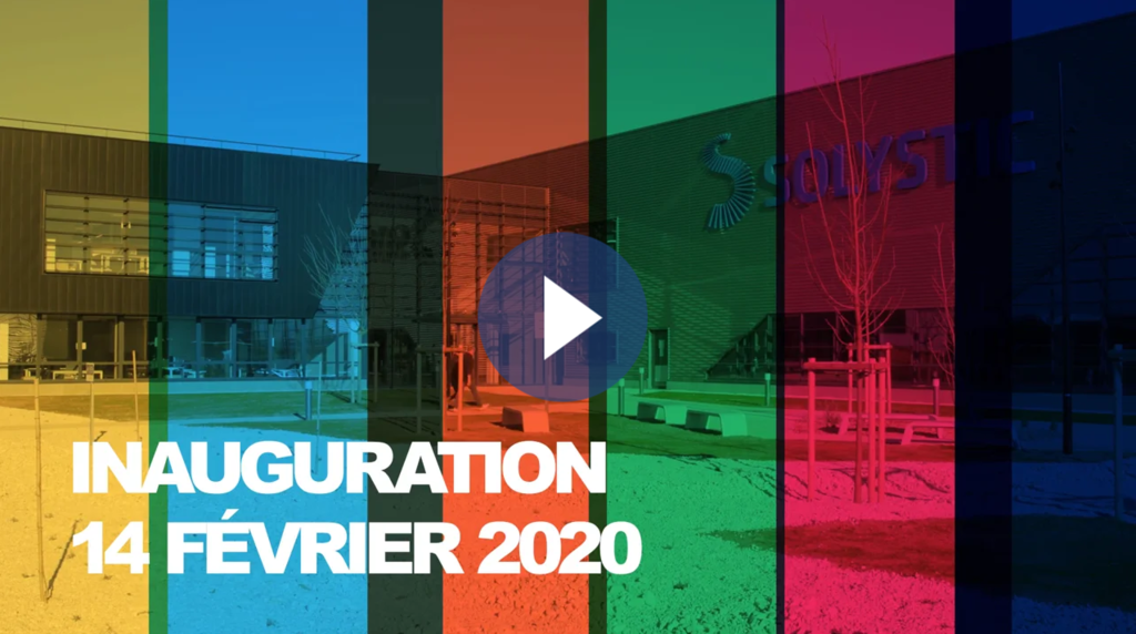 SOLYSTIC : Instant Mag - Inauguration 14 février 2020